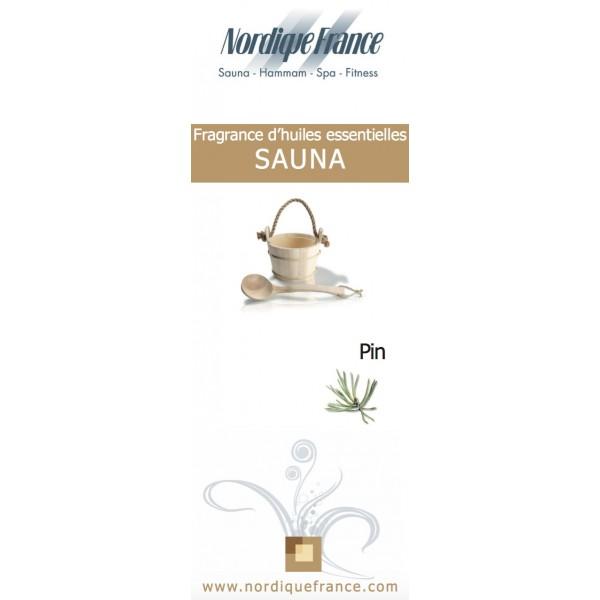 Fragrance d 39 huiles essentielles sauna pin 5l - Huiles essentielles pour sauna ...