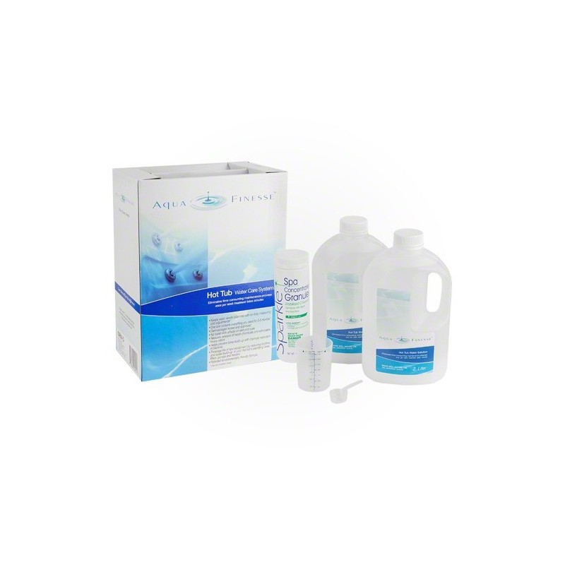 Kit de traitement Aquafinesse
