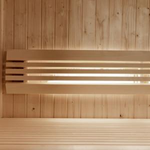 Bandeau LED Sauna