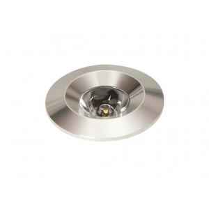 Spot LED Alu 42 compact 1W/12V DC - IP 65